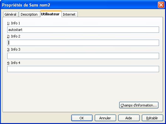 Trucs astuces nini comment lancer automatiquement un fichier odp impress en mode diaporama - Comment creer un diaporama avec open office ...