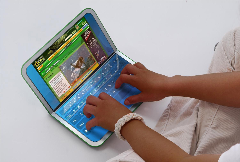 Как сделать игрушечный ноутбук
