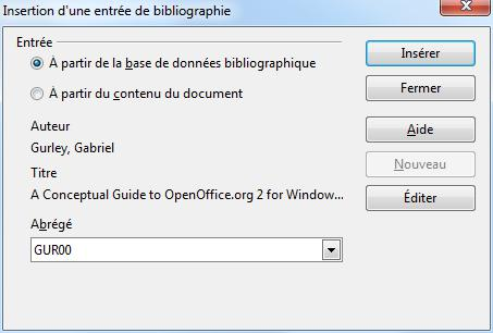 Documentation aoo4 user guides integration bibliography apache openoffice wiki - Open office base de donnees ...
