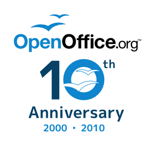 OpenOffice.org 10th Anniversary