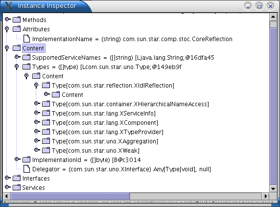 Old Java Object Inspector