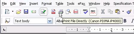 OpenOffice.org (avec Java)