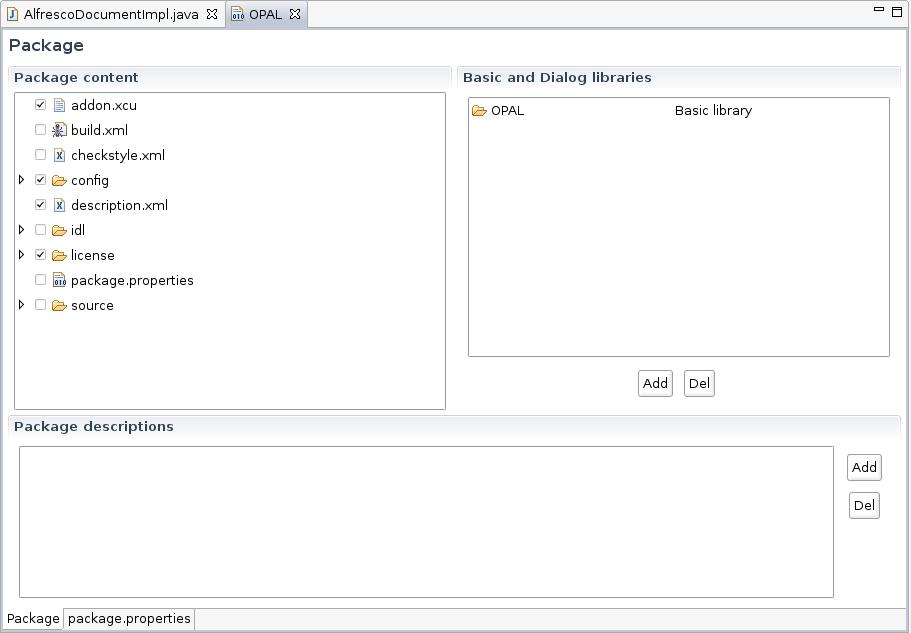 OpenOffice Eclipse Integration - Apache OpenOffice Wiki