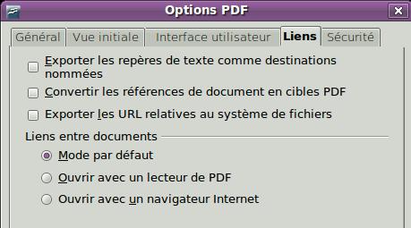 Export au format pdf apache openoffice wiki - Comment convertir un pdf en open office ...