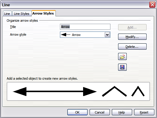 Formatage des lignes apache openoffice wiki - Comment faire un organigramme sur open office ...