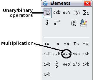 Entering a formula - Apache OpenOffice Wiki