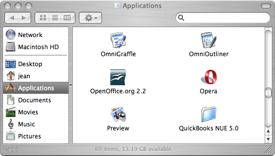 Starting from the system menu - Apache OpenOffice Wiki