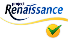 ProjectRenaissance Logo PhaseEvaluate.png