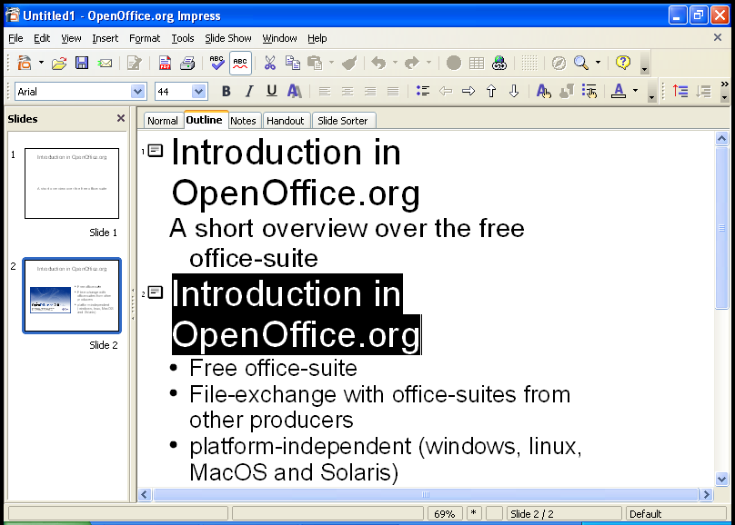 Openoffice impress free download download openoffice for Openoffice impress templates free download