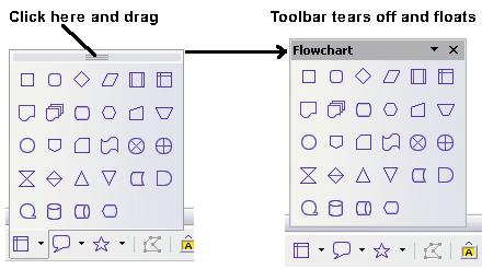 Toolbars Apache Openoffice Wiki