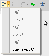 Martinu Line spacing icons - RedFlag RedOffice 4.png