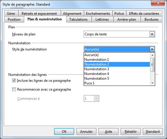 Fr documentation aoo4 user guides fr writer styles list apache openoffice wiki - Arriere plan open office writer ...