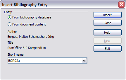 Adding a reference citation into a document apache openoffice wiki