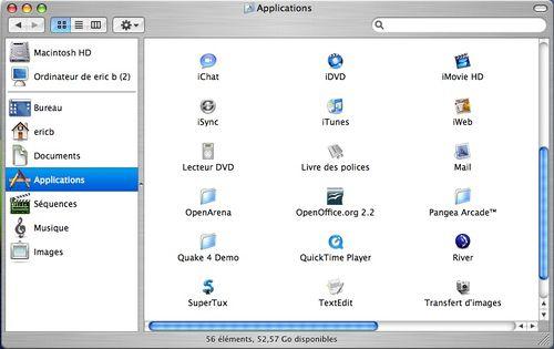 open office mac. To start OpenOffice.org,