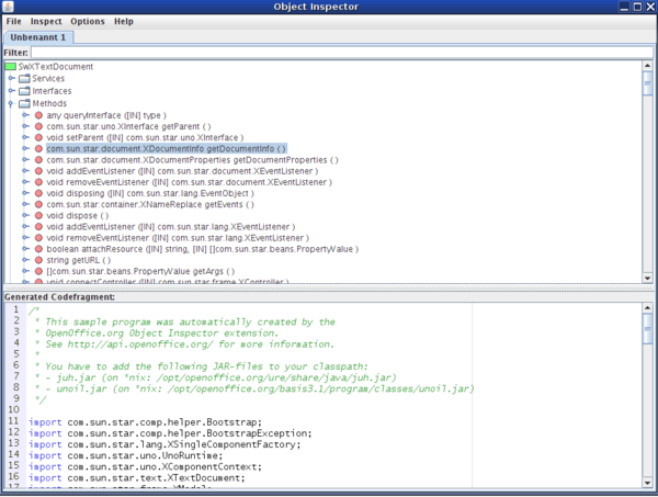 openoffice 3.4 screenshots. Screenshots