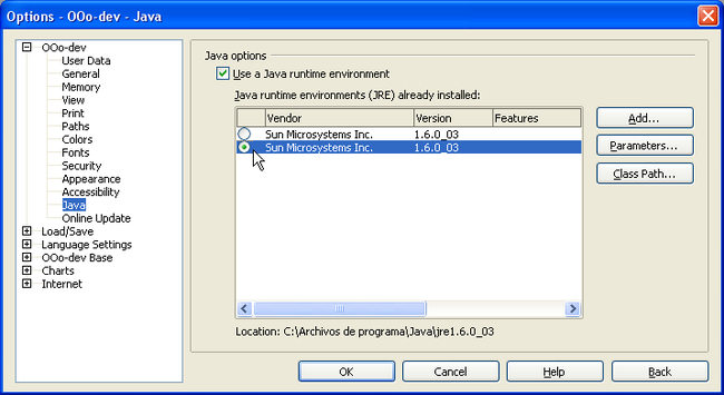Java runtime environment for openoffice - Free download open office org for windows 7 ...