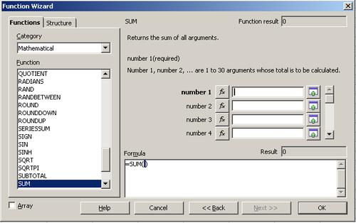Understanding functions - Apache OpenOffice Wiki