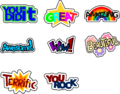 Clipart Praise words.png