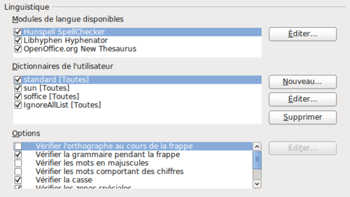 Choisir Les Parametres De Langue Apache Openoffice Wiki