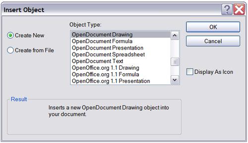 Embedding spreadsheets - Apache OpenOffice Wiki