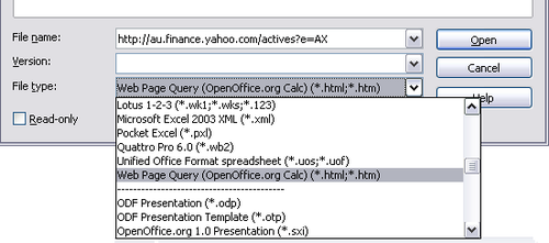 Linking to external data - Apache OpenOffice Wiki