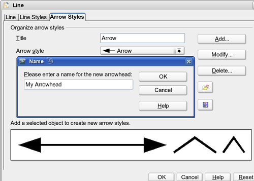 Open Office Drawing Lines : Editing lines and borders apache openoffice wiki