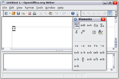 Using Openoffice Math Apache Openoffice Wiki