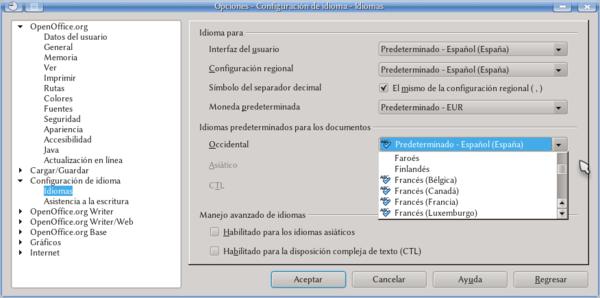 Corrección ortográfica y gramatical en Apache OpenOffice - Apache ...